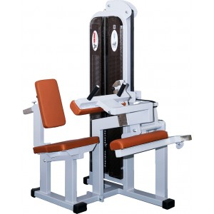 Iron Beast Professional Line Seated Leg Curl
