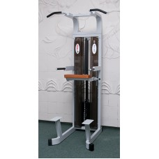Iron Beast Professional Line Assisted Chin Up and Dip Machine