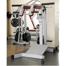 Iron Beast Professional Line Leverage Squat/Calf