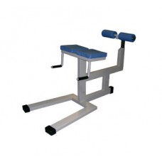 Iron Beast Professional Line Hyper Extension Bench/Romanian Chair